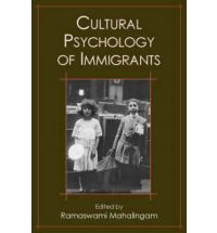Figure 1: Cultural Psychology of Immigrants Book Cover.